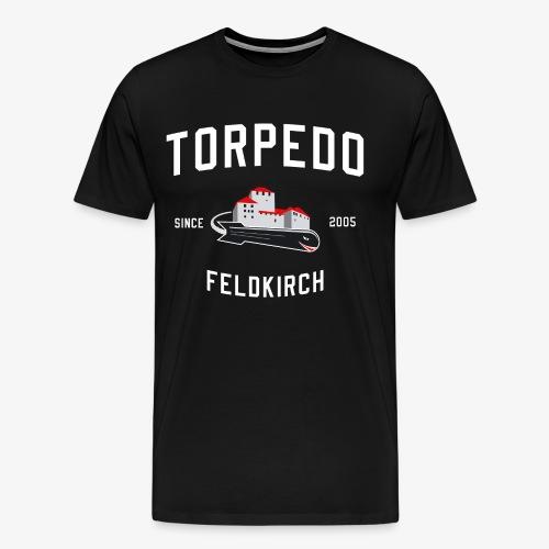 Torpedo Logo Alternativ - Männer Premium T-Shirt