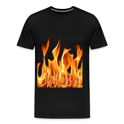 jekebe vuur - Mannen Premium T-shirt