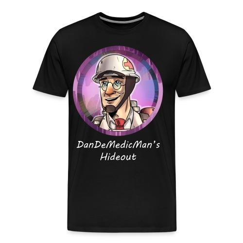 Hideout Merch - Men's Premium T-Shirt