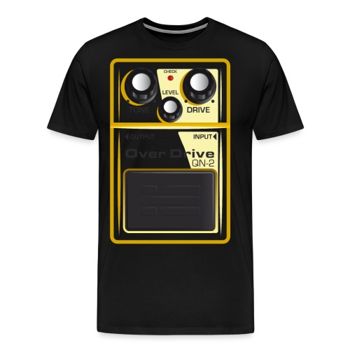 Overdrive - Männer Premium T-Shirt