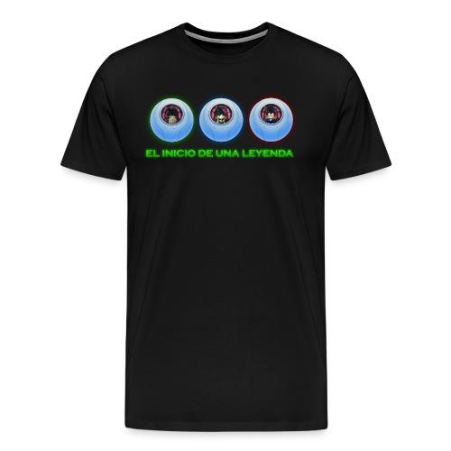Saiyans - Camiseta premium hombre