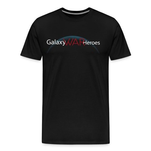 GWHLogo png - Männer Premium T-Shirt