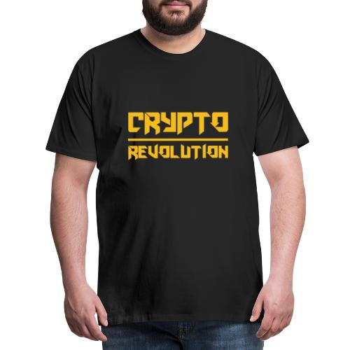 Crypto Revolution III - Men's Premium T-Shirt