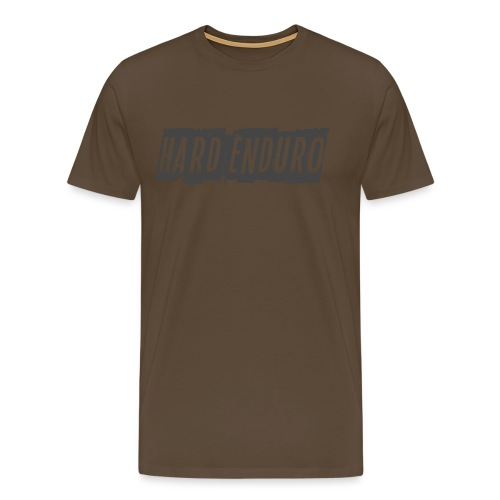 Hard Enduro - Men's Premium T-Shirt