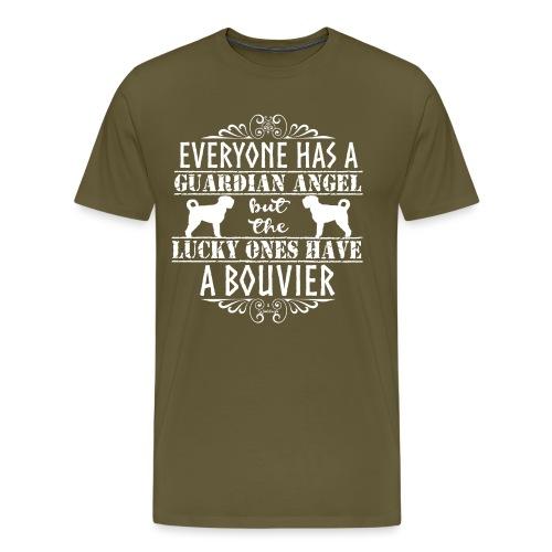 Bouvier Angels 4 - Men's Premium T-Shirt