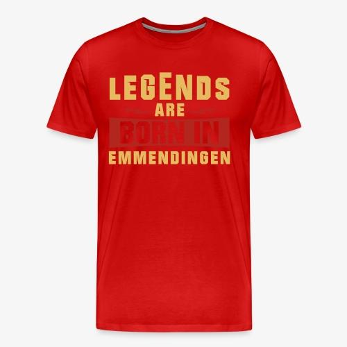 shirt_born - Männer Premium T-Shirt