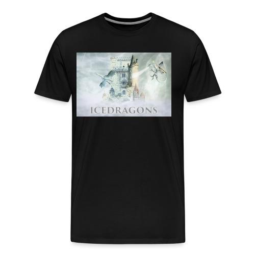 Icedragons - Männer Premium T-Shirt