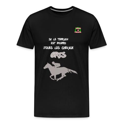 Un bon conseil ! - T-shirt Premium Homme