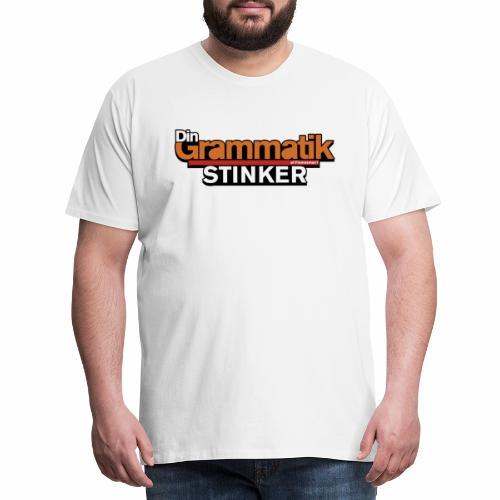 dgs_ - Herre premium T-shirt