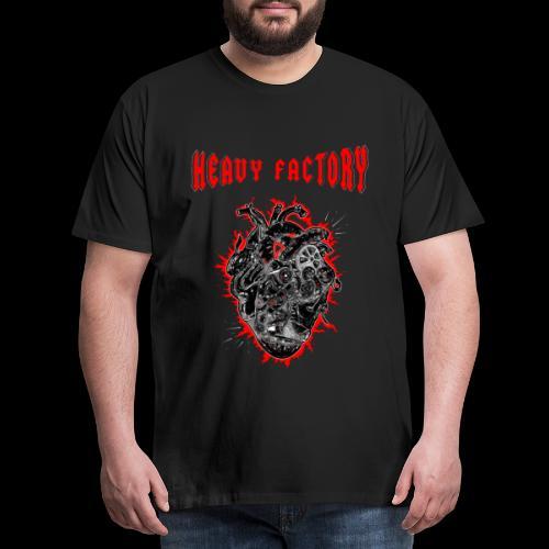 Meca-heart - T-shirt Premium Homme