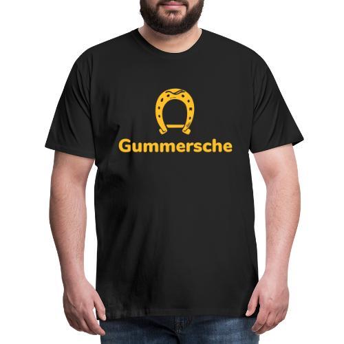 Gummersche - Männer Premium T-Shirt
