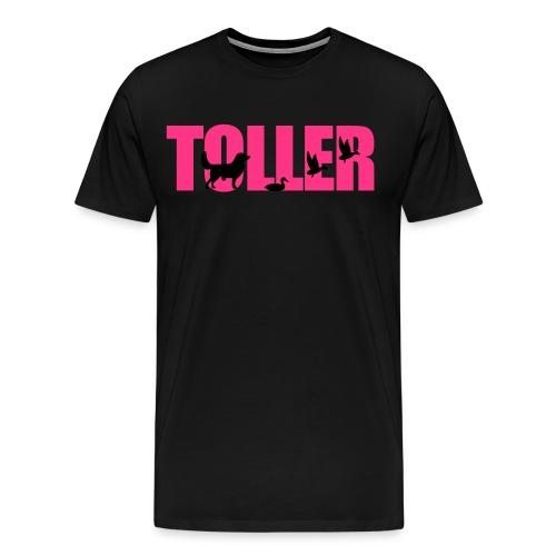 Toller Design negativ - Männer Premium T-Shirt