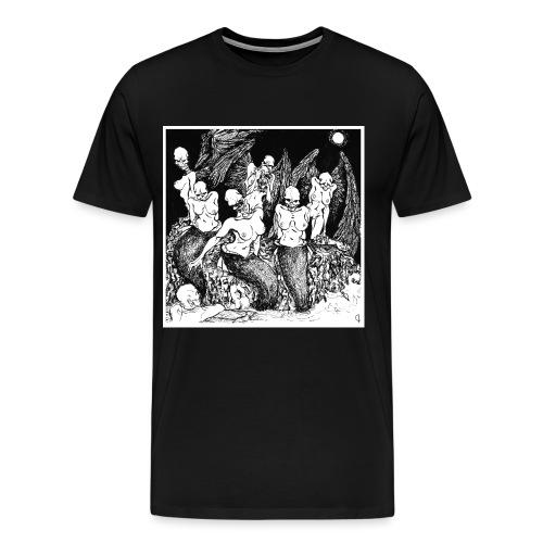 sirene - Maglietta Premium da uomo