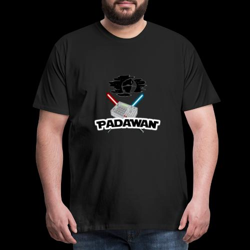 Padawan Blanc - T-shirt Premium Homme