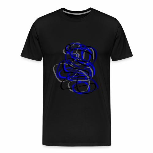 LS002 - Männer Premium T-Shirt