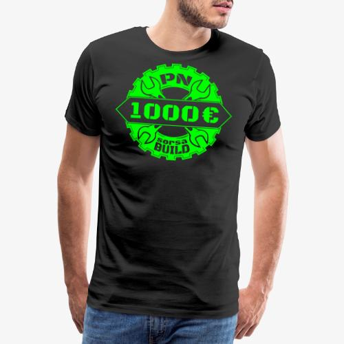 1000sorsa - Männer Premium T-Shirt