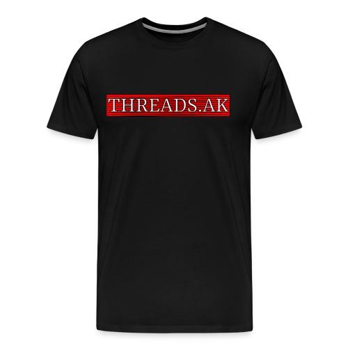 Black lines - Men's Premium T-Shirt