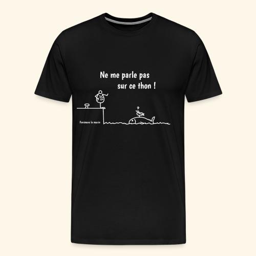 Fenimore Thon negatif - T-shirt Premium Homme