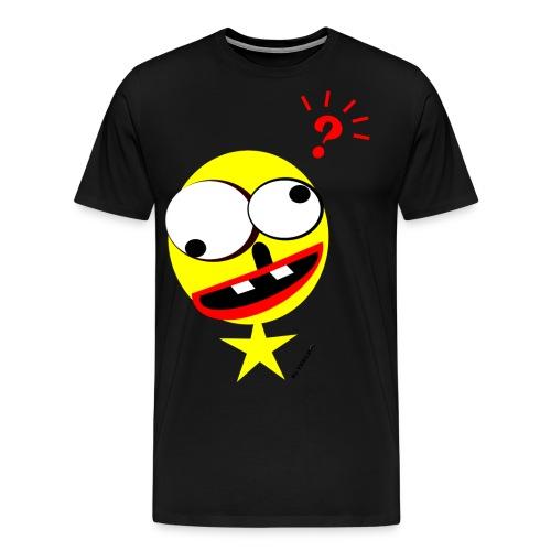 Smilyman? - Männer Premium T-Shirt