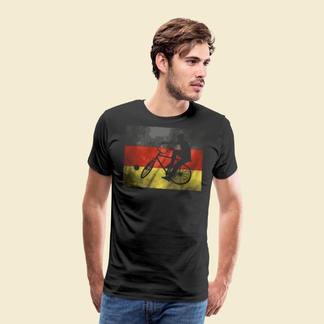 Radball | Flagge Deutschland