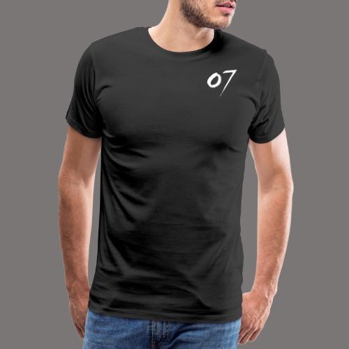 o7 - Herre premium T-shirt