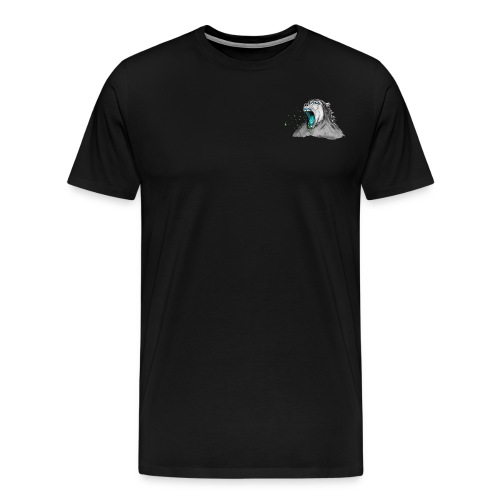 ScreaMun Logo - Men's Premium T-Shirt
