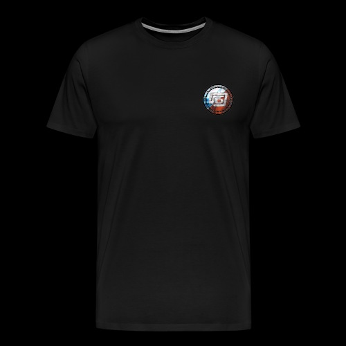 RS Channel Logo - Men's Premium T-Shirt
