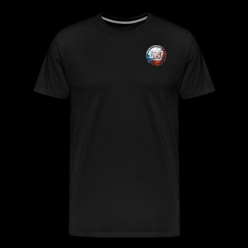 RS Channel Logo - Men's Premium T-Shirt