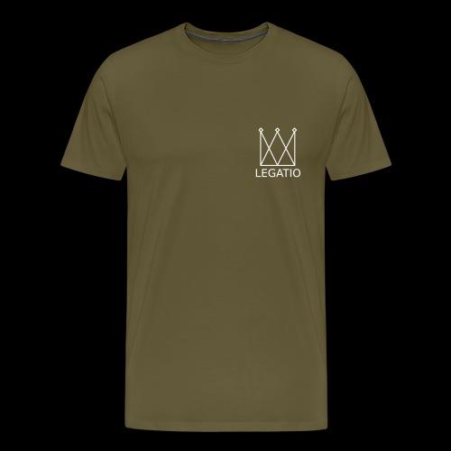 Legatio Plain - Men's Premium T-Shirt