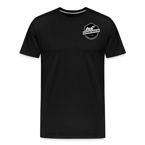 Black Emblem - Männer Premium T-Shirt