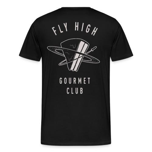 Space Cake - T-shirt Premium Homme