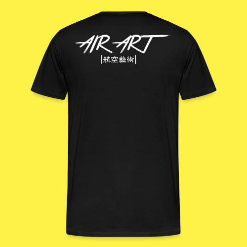 T-Shirt / Air Art - T-shirt Premium Homme