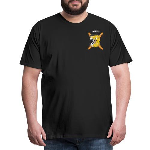 LogoAdibou - T-shirt Premium Homme
