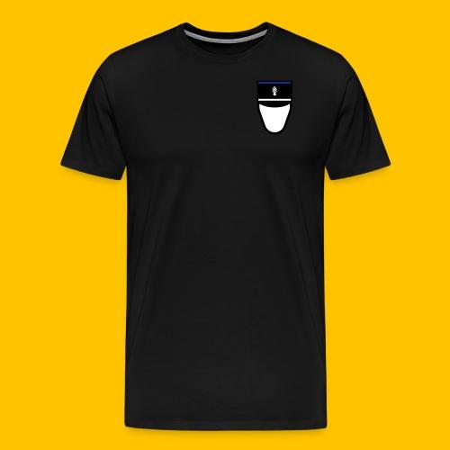 Gilet Sécurité - G.A. - Képi - T-shirt Premium Homme