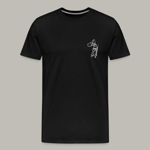 Little piece of liberté W - T-shirt Premium Homme
