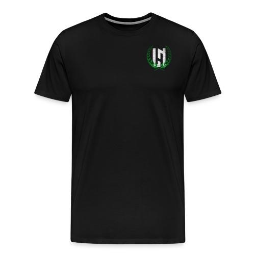 Krans - Premium-T-shirt herr