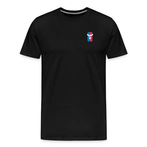 NBA_pistolas - Camiseta premium hombre