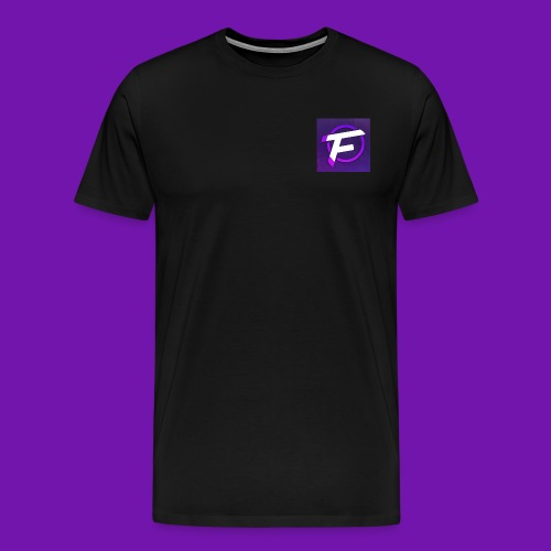 Flux Clan Logo - Men's Premium T-Shirt