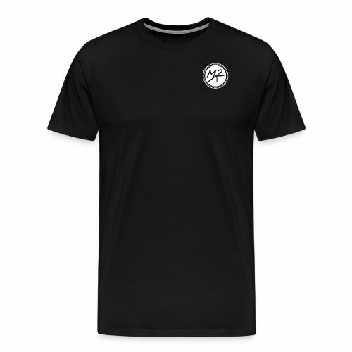 Logo MY2K blanc - T-shirt Premium Homme