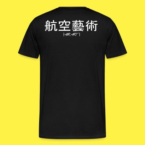 T-Shirt / Air Art 2.0 - T-shirt Premium Homme