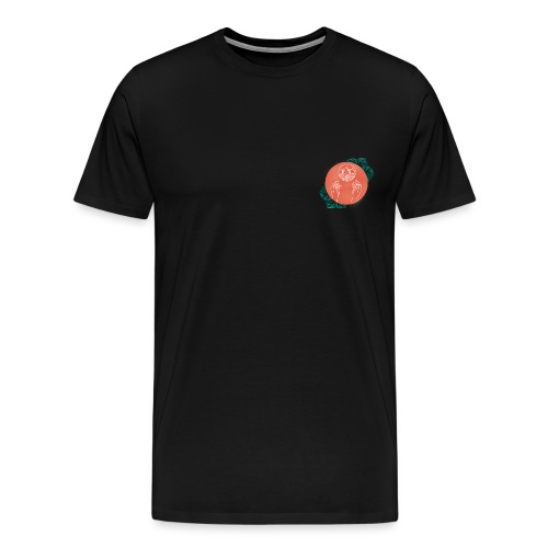 logo tshirt 2 png - T-shirt Premium Homme