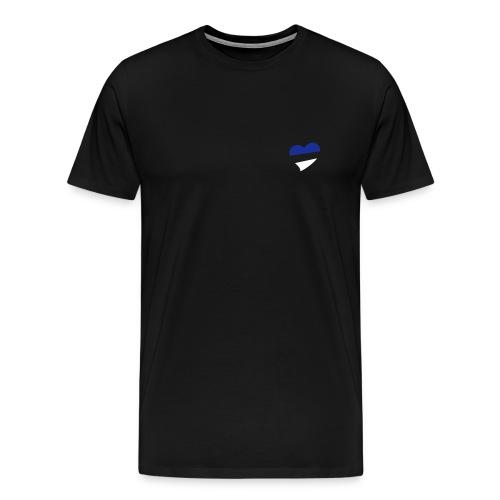 Men's Heart T Shirt - Men's Premium T-Shirt