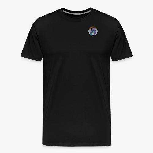 Kakkumonsteri - Miesten premium t-paita