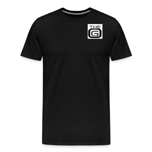 The Original Gamer - Logo - Men's Premium T-Shirt