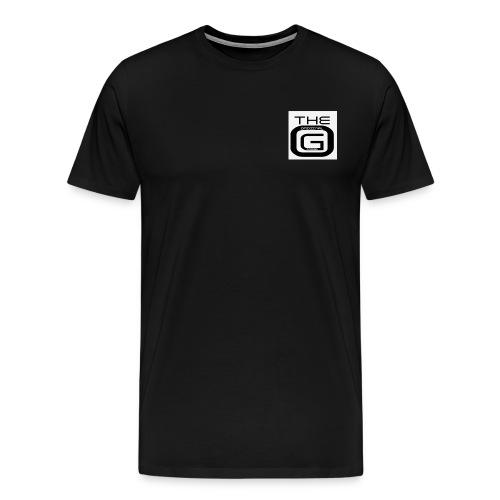 The Original Gamer - Logo - Men's Premium T-Shirt