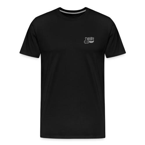luPNGwhite - Camiseta premium hombre