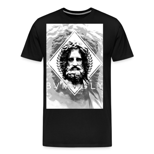 zeus jpg - Men's Premium T-Shirt
