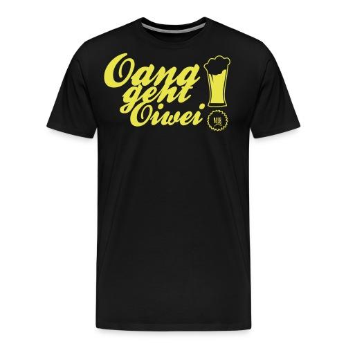 oana geht oiwei - Männer Premium T-Shirt