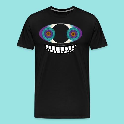 Crazy alpha - T-shirt Premium Homme