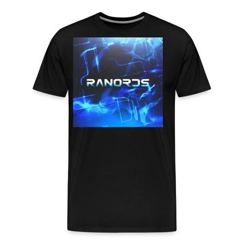 RanordsLogo - Herre premium T-shirt